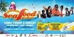 Rainforest Seafood festival Montega Bay Jamaica