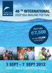 Cobh Ireland deep sea fishing festival