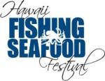 logo for Hawaii Fishing and Seafood Festival
