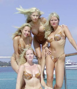 Swedish Swimsuit Team