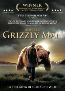Grizzly man documentary poster